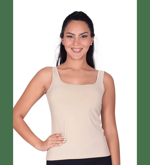 Camiseta Poliamida Nude