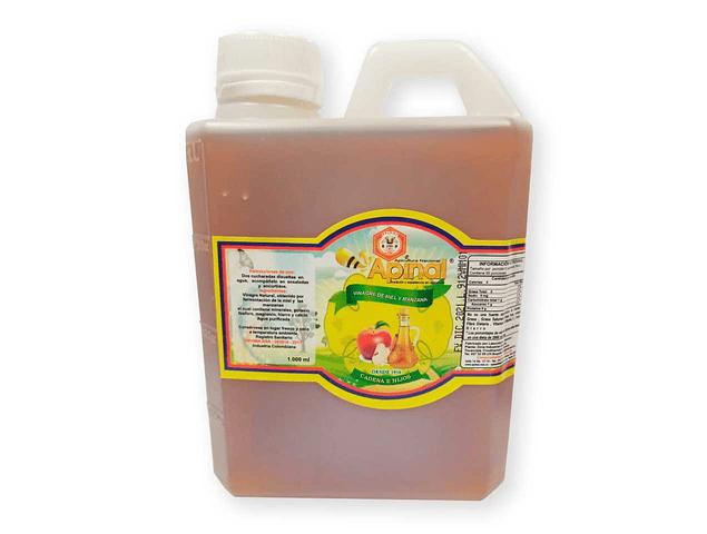 Vinagre de Miel y Manzana 1 Litro