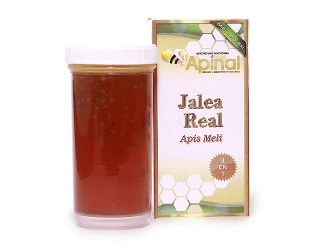 Jalea Real Emulsión 3en1