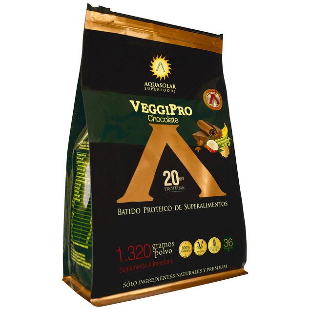 VeggiPro Chocolate <br>1.320 gr