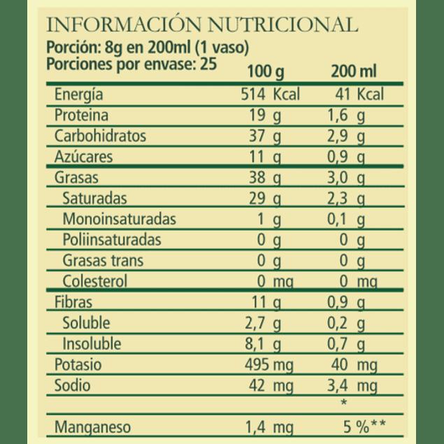 VeggiMilk Fresa 200 g