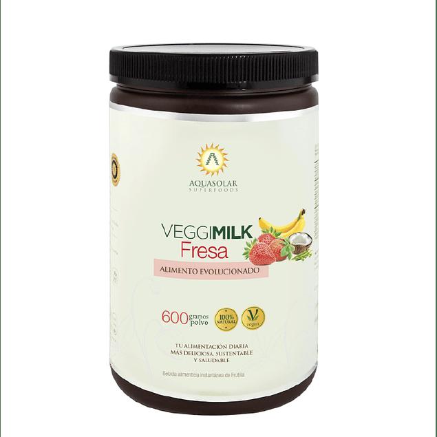 VeggiMilk Fresa 600 g