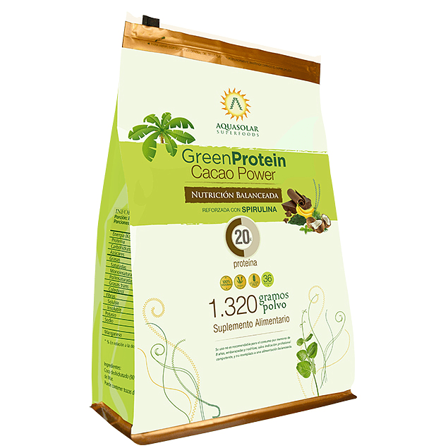Green Protein Cacao Power 1.320g