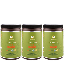 Plan Chlorella Raw
