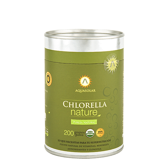 Plan Nature Chlorella