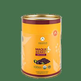 Maqui Berry 100g polvo 100% Orgánico