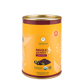 Maqui Berry 100g 100% Orgánico