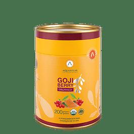 Goji Berry 200g polvo 100% Orgánico