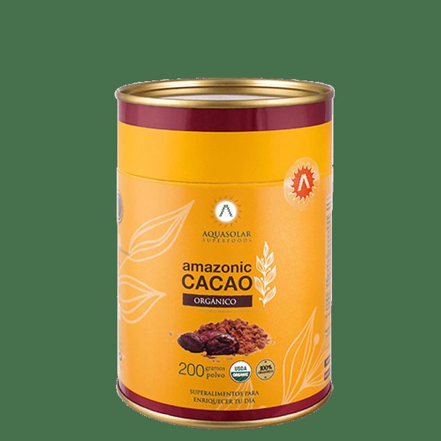 Amazonic Cacao 200g polvo 100% Orgánico