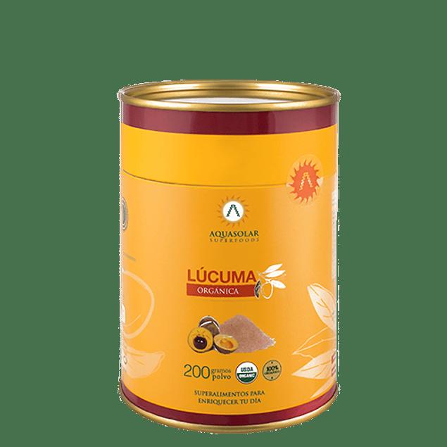 Lúcuma 200 g polvo 100% Orgánico