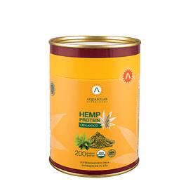 Hemp Protein 200g polvo 100% Orgánico
