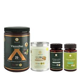 Pack Soft Training <br><sub>VeggiPro Choco 600-Wellness <br> VeggiMilk A200-Purity</sub>