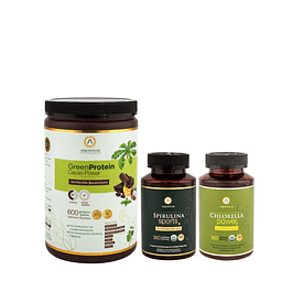Pack Runner<br><sub>cacao power<br>Sport-Power</sub>