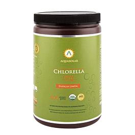 Chlorella Raw 600g polvo 100% Orgánico
