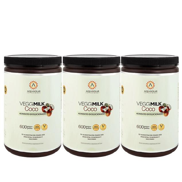 Plan VeggiMilk Coco 600 g