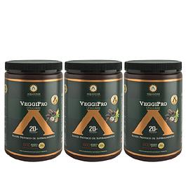 Plan VeggiPro Chocolate 600 g