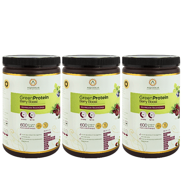 Plan GreenProtein Berry Boost