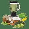 Green Protein Tropical Balance 600 g