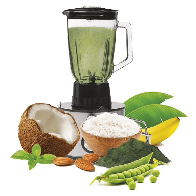 Green Protein - Tropical Balance 600g polvo
