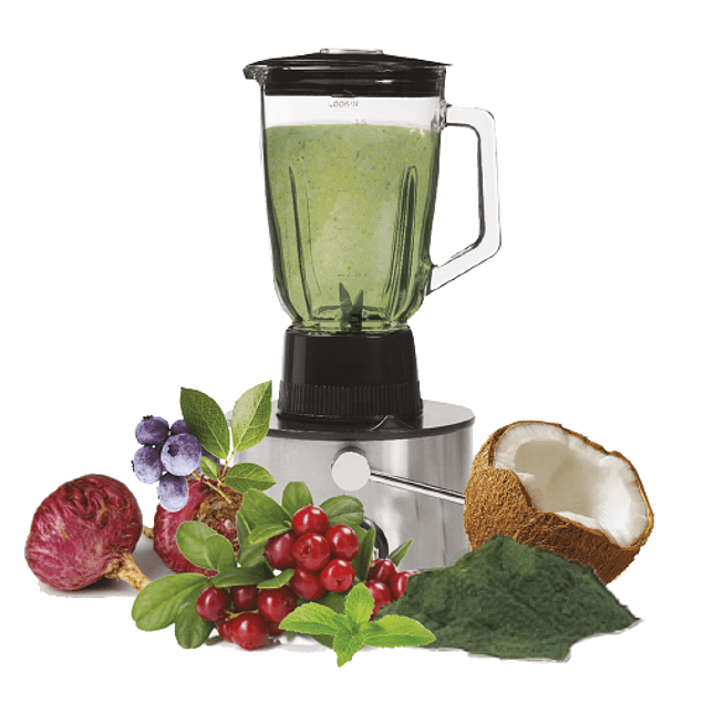 Green Protein - Berry Boost 600g polvo
