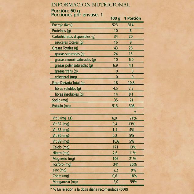 VEGGISNACK MANZANAZEN UNIDAD 60 G