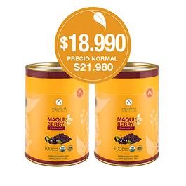 Pack Maqui Berry 100gr