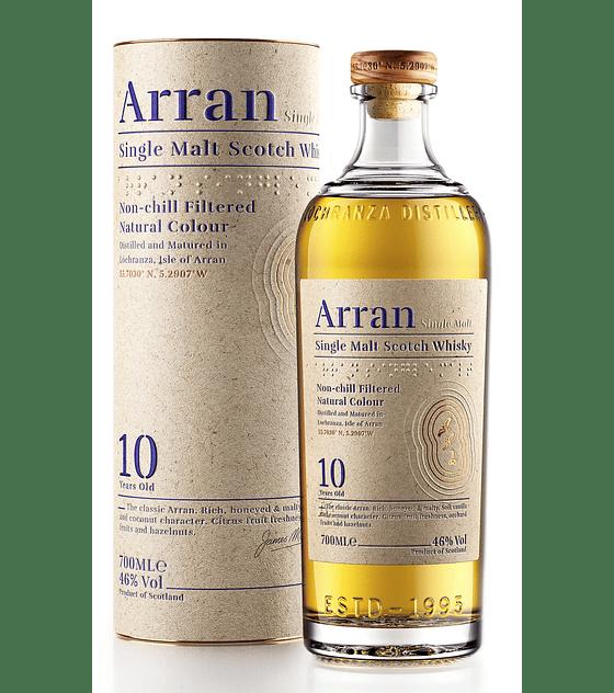 Arran Single Malt 10 years 46º