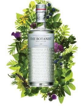 The Botanist Gin 46º