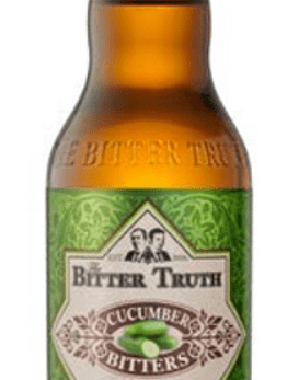 The Bitter Truth Cucumber Bitters 39º