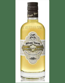 The Bitter Truth Elderflower Liqueur 22º