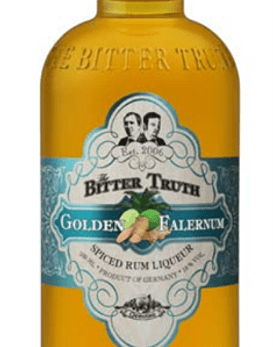 The Bitter Truth Golden Falernum 18º