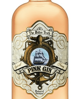 The Bitter Truth Pink Gin 40º