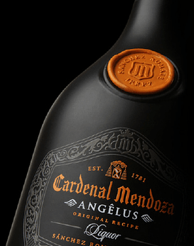 Angelus Licor de Brandy Cardenal Mendoza 40º