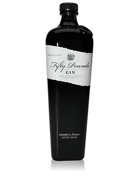 Fifty Pounds Gin 43,5º