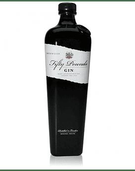 Fifty Pounds Gin 43,5º 700 cc