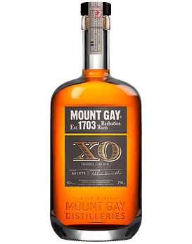 Ron Mount Gay Extra Old 43º