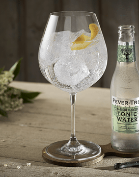 Fever Tree Elderflower Tonic (24 unidades)