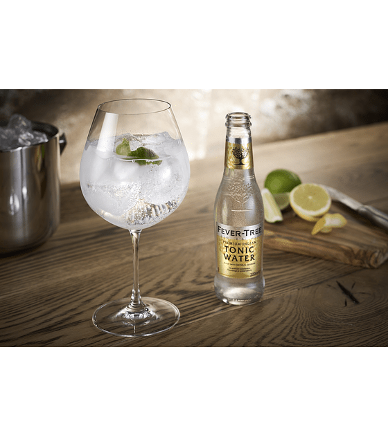Fever Tree Indian Tonic (24 unidades)