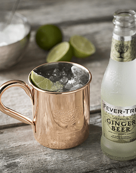 Fever Tree Ginger Beer (24 unidades)