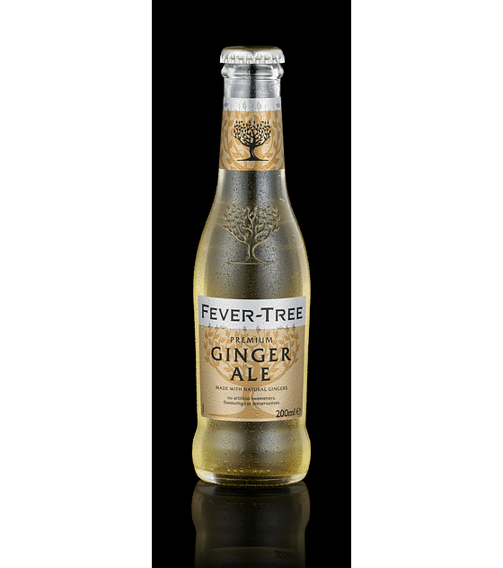 Fever Tree Ginger Ale (24 unidades)