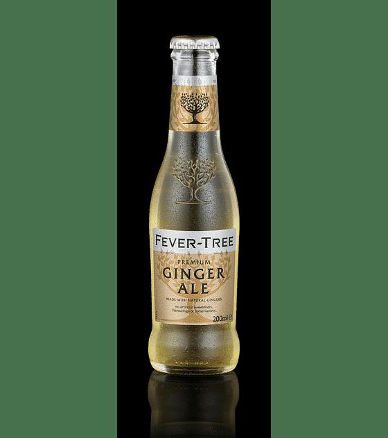 Fever Tree Ginger Ale (24 unidades)