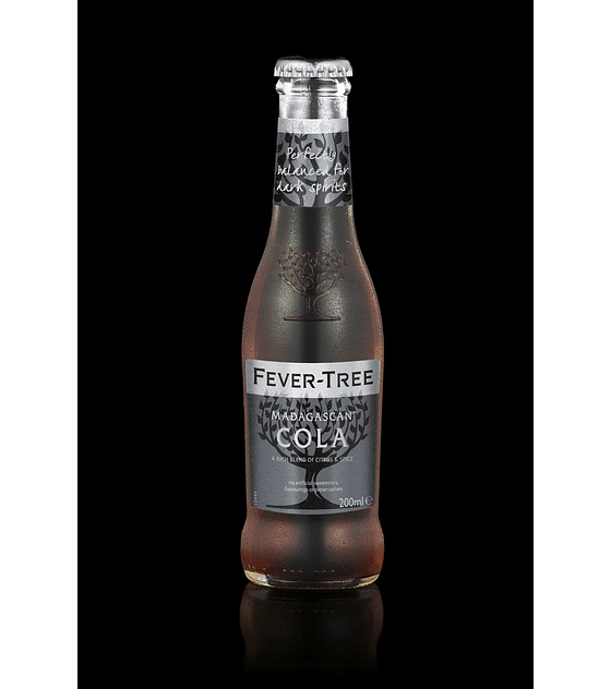 Fever Tree Madagascan Cola (24 unidades)