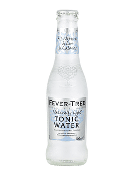 Fever Tree Indian Light Tonic (24 unidades)
