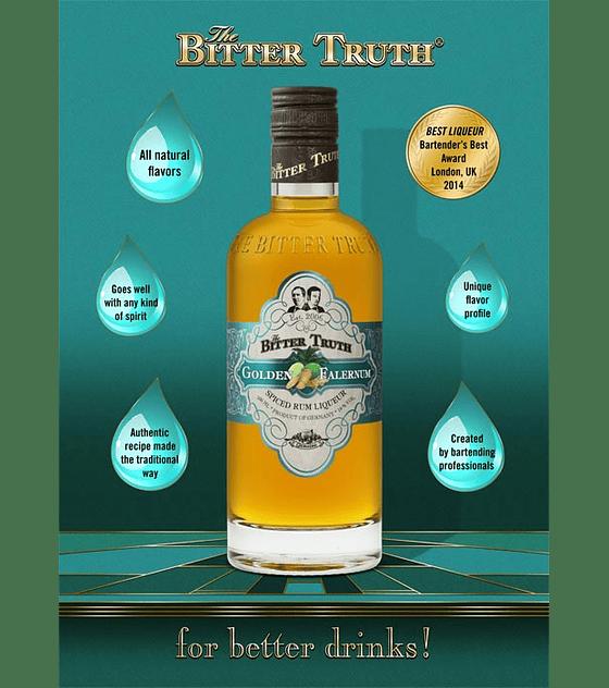 The Bitter Truth Golden Falernum 18º