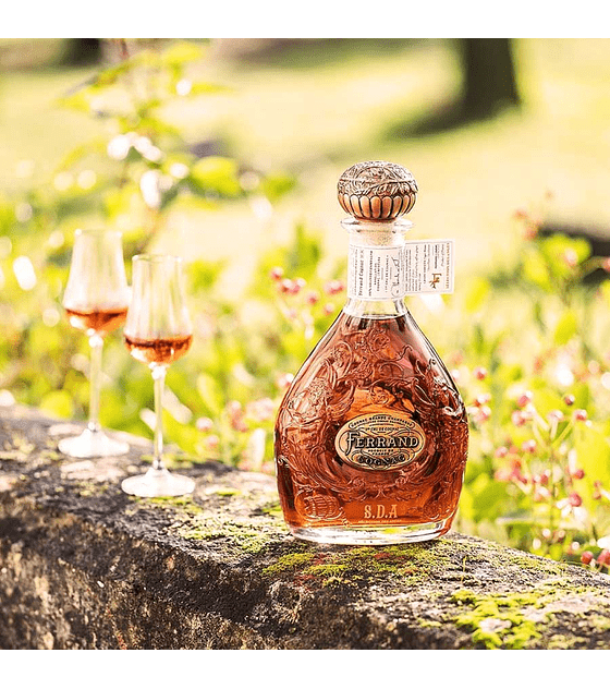 Cognac Ferrand Selection Des Angels 41,8º
