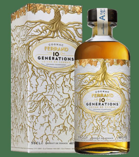 Cognac Ferrand 10 Generations 46º