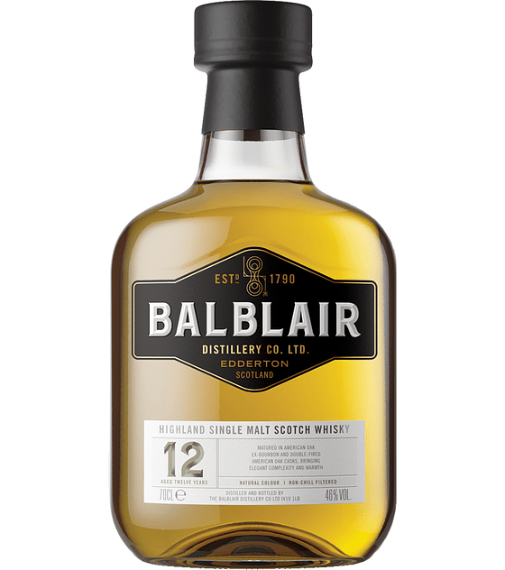 Balblair Single Malt