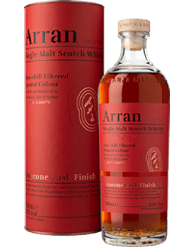 Arran Single Malt - Amarone Cask Finish 50º