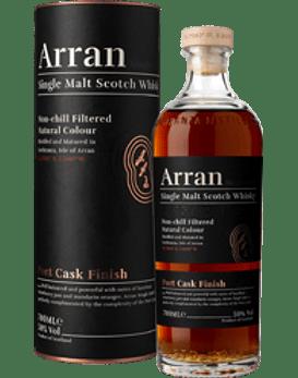 Arran Single Malt - The Port Cask Finish 50º