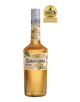 De Kuyper Elderflower 15º